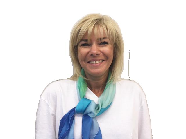 Lovassy Edina, a Gastromed center munkatársa