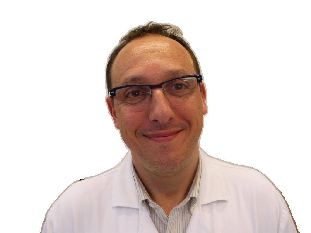 Dr. Szentkereszty Balázs, a Gastromed Center munkatársa