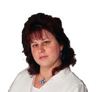 Utassy Zsuzsanna, a Gastromed Center munkatársa
