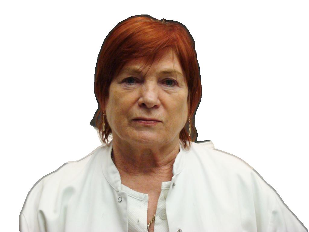 Irimiás Erzsébet, a Gastromed Center munkatársa