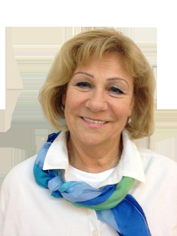 Váraljainé Póczik Mária, a Gastromed Center munkatársa