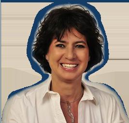 Dr. Csatár Éva proktológus, sebész, belgyógyás és gasztroenterológus szakorvos, a Gastromed Center vezetője